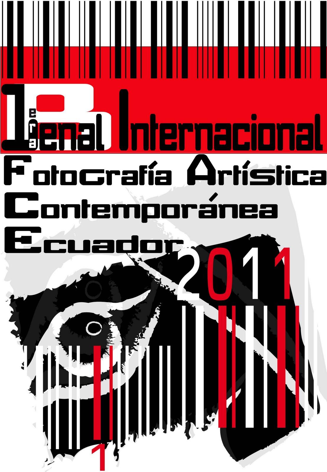 bienal fotografia artistica contemporanea ecuador