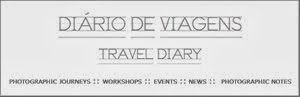 Diário de Viagens - Travel Diary