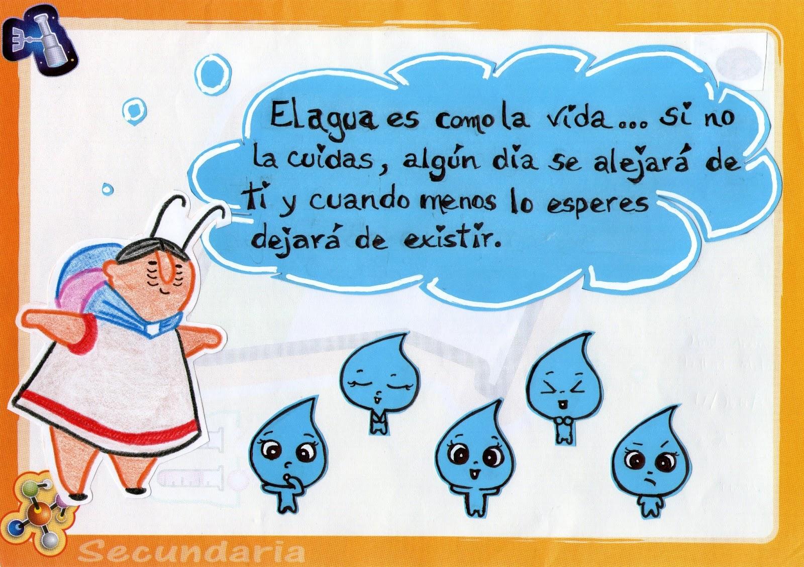Afiche Sobre El Cuidado Del Agua | apexwallpapers.com