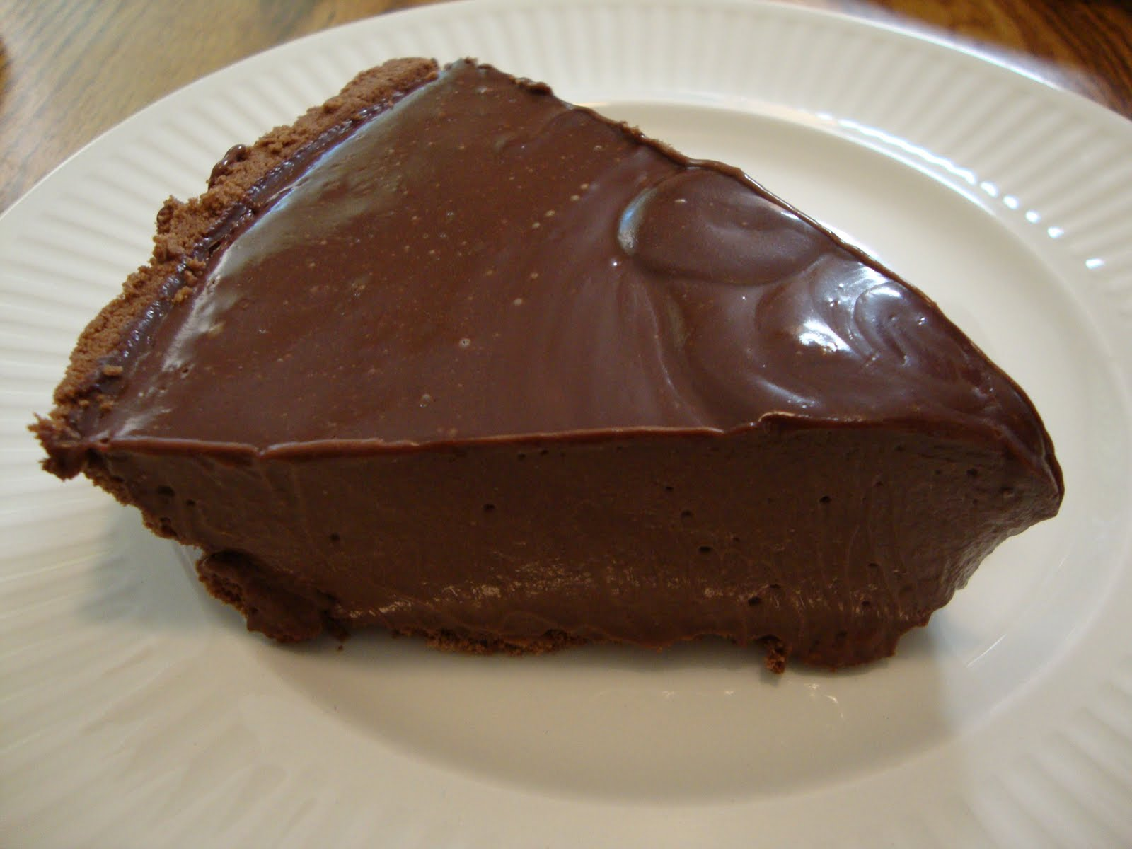 The Eatinist B***h: Oneshot: Moo-less Chocolate Pie