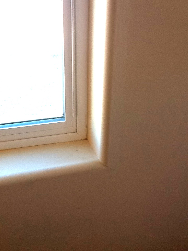 Consider It Done Construction Interior Window Trim