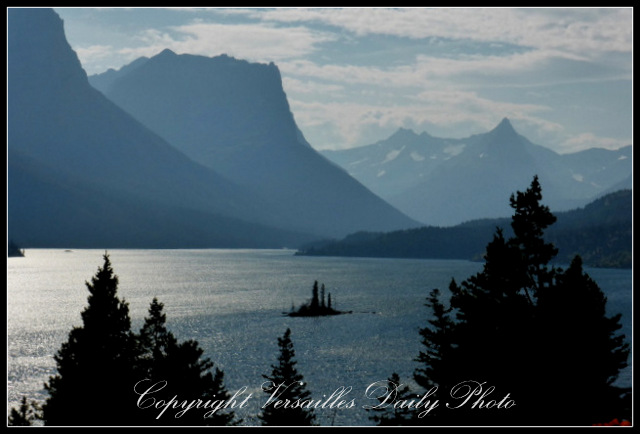 St Mary Lake Glacier National Park