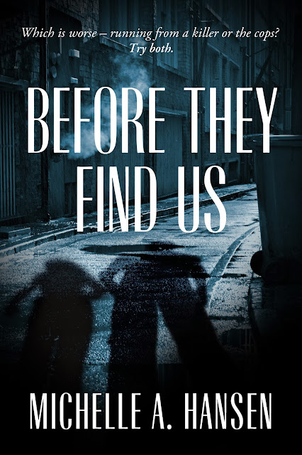 Cover Reveal: Before They Find Us