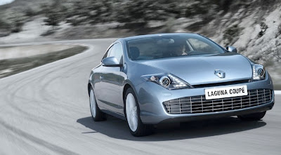Renault Laguna Coupe Gets 1.5 dCi with 110 HP