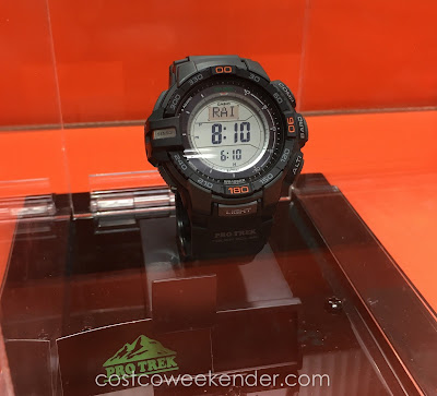 Casio Protek Solar Power Digital Watch (PRG270-1) – Tough, sophisticated, and all the gadgets you need