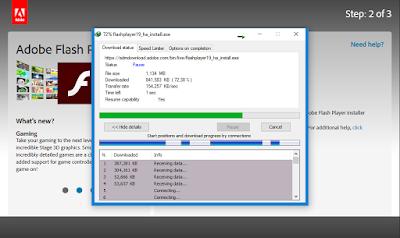 Cara Menginstall Adobe Flash Player di PC