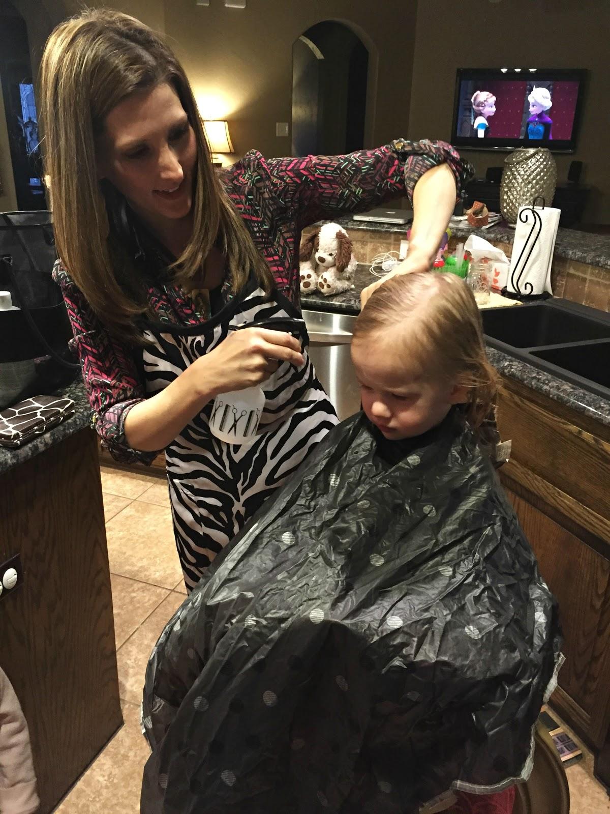 Pbj Babes Babies First Haircut