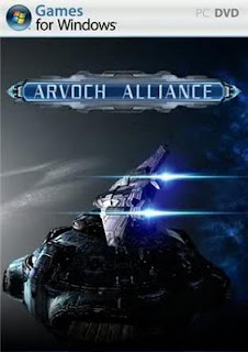 Arvoch Alliance PC Game (cover)