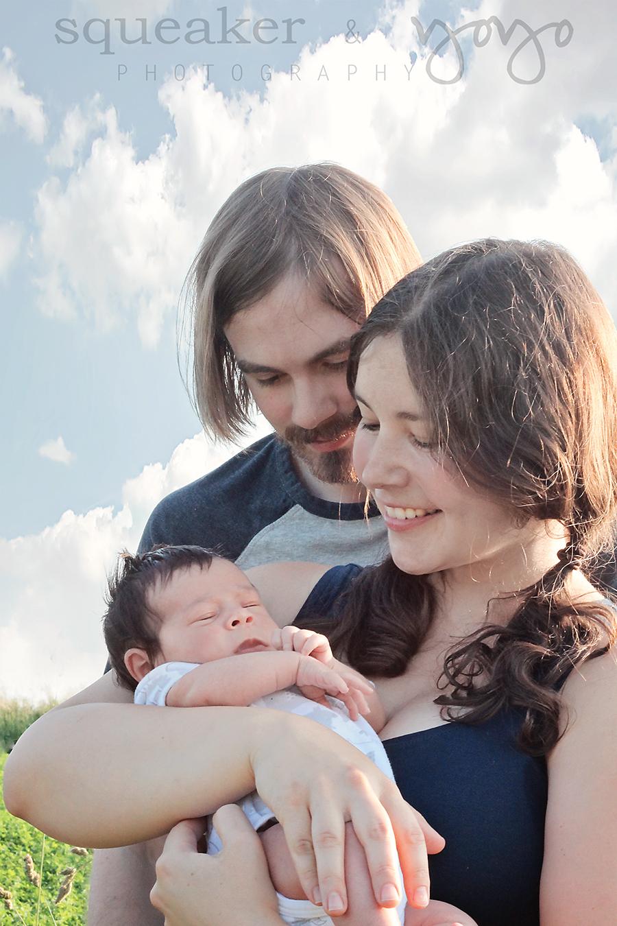 Orangeville Onatrio Newborn Photographer