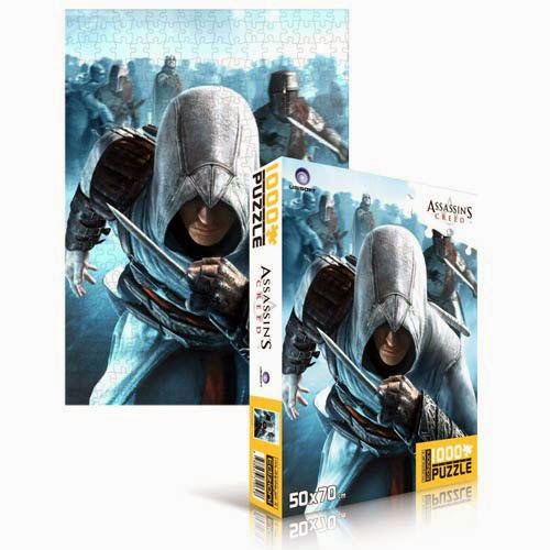 Puzzle 1000 Piezas Altair Assassins Creed