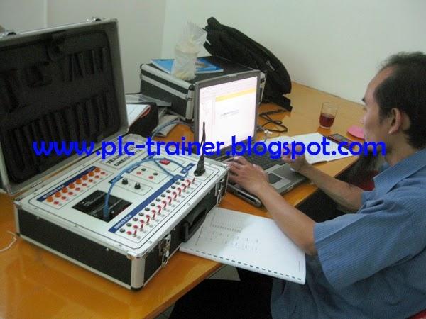 proses training trainer plc