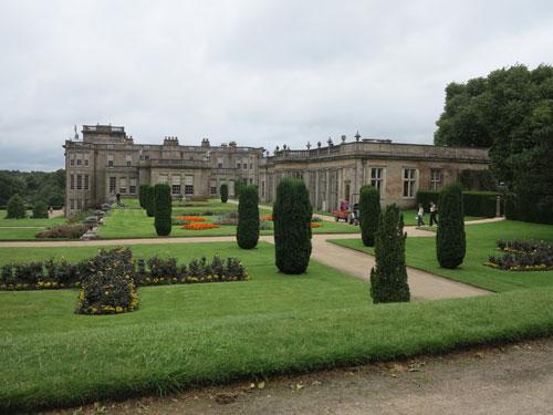 Lyme Hall & Gardens