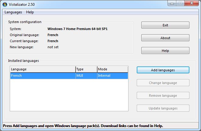 شرح طريقة تغيير لغة Windows 7 إلى اللغة العربية أو أي لغة تختارها