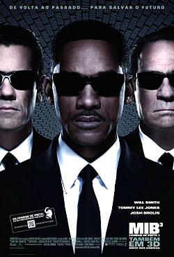 Filme Poster MIB³ – Homens de Preto 3 XviD & RMVB Dublado