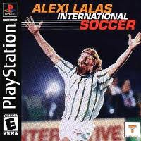 Download - Alexi Lalas International Soccer - PS1 - ISO