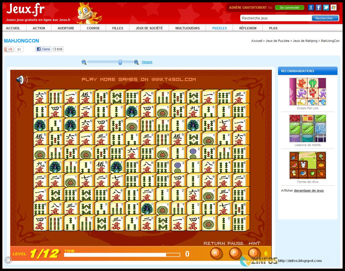 madame mahjong