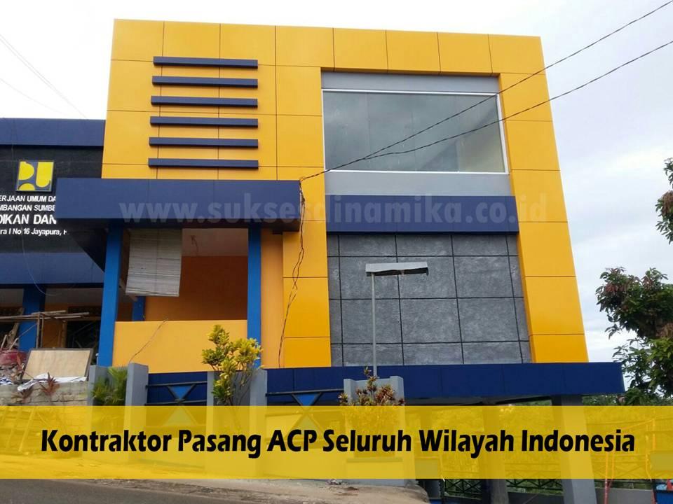 Jual Alminum Composite Panel (ACP) Goodsense Kirim ke Batu
