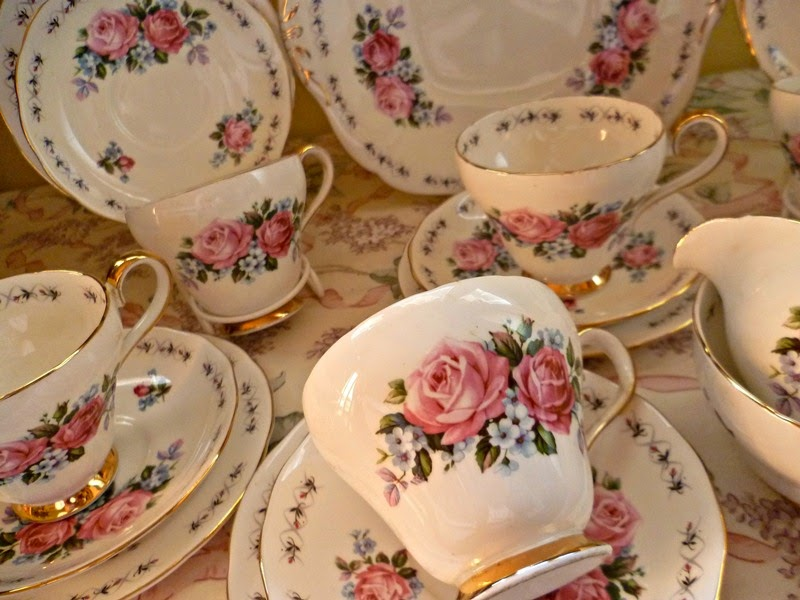 Set piatti decorativi inglesi killby grayford vintage paessaggi