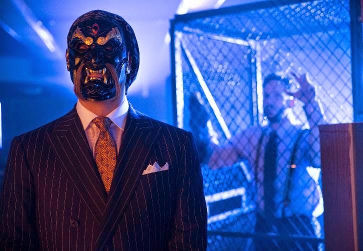 Gotham - Episode 1.08 - The Mask - Promotional Photos