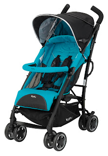 Kiddy City N Move Stroller in Hawaii Blue
