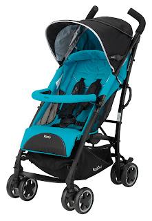 Kiddy City N Move Stroller in Hawaii Blue