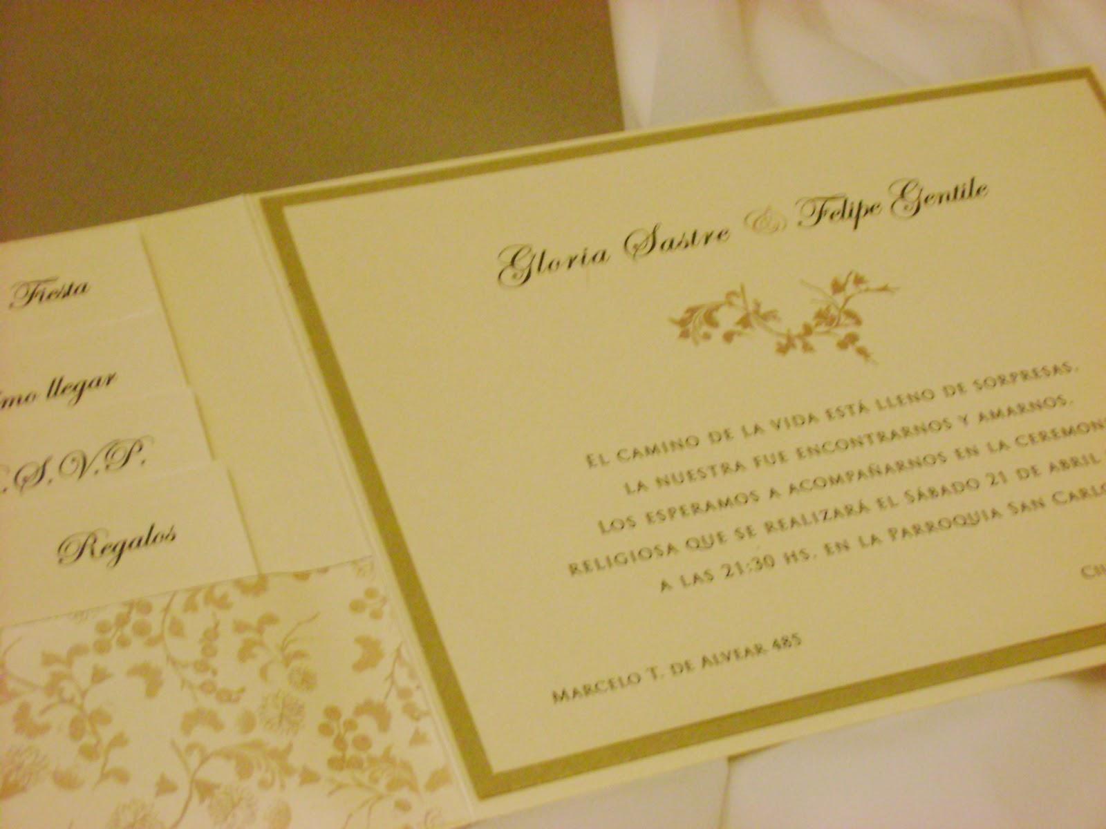 Invitaciones y tarjetas de casamiento febrero 2013 - Modelos de tarjetas de boda ...