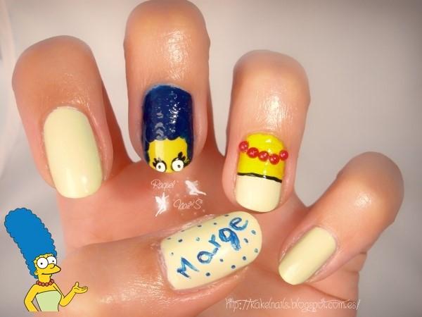Nails Simpson