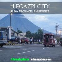 L#EGAZPI CITY * ALBAY * PHILIPPINES