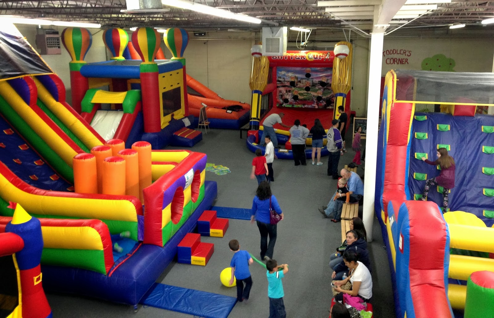 Colorado Springs House Of Bounce Review By Shannon Carino
