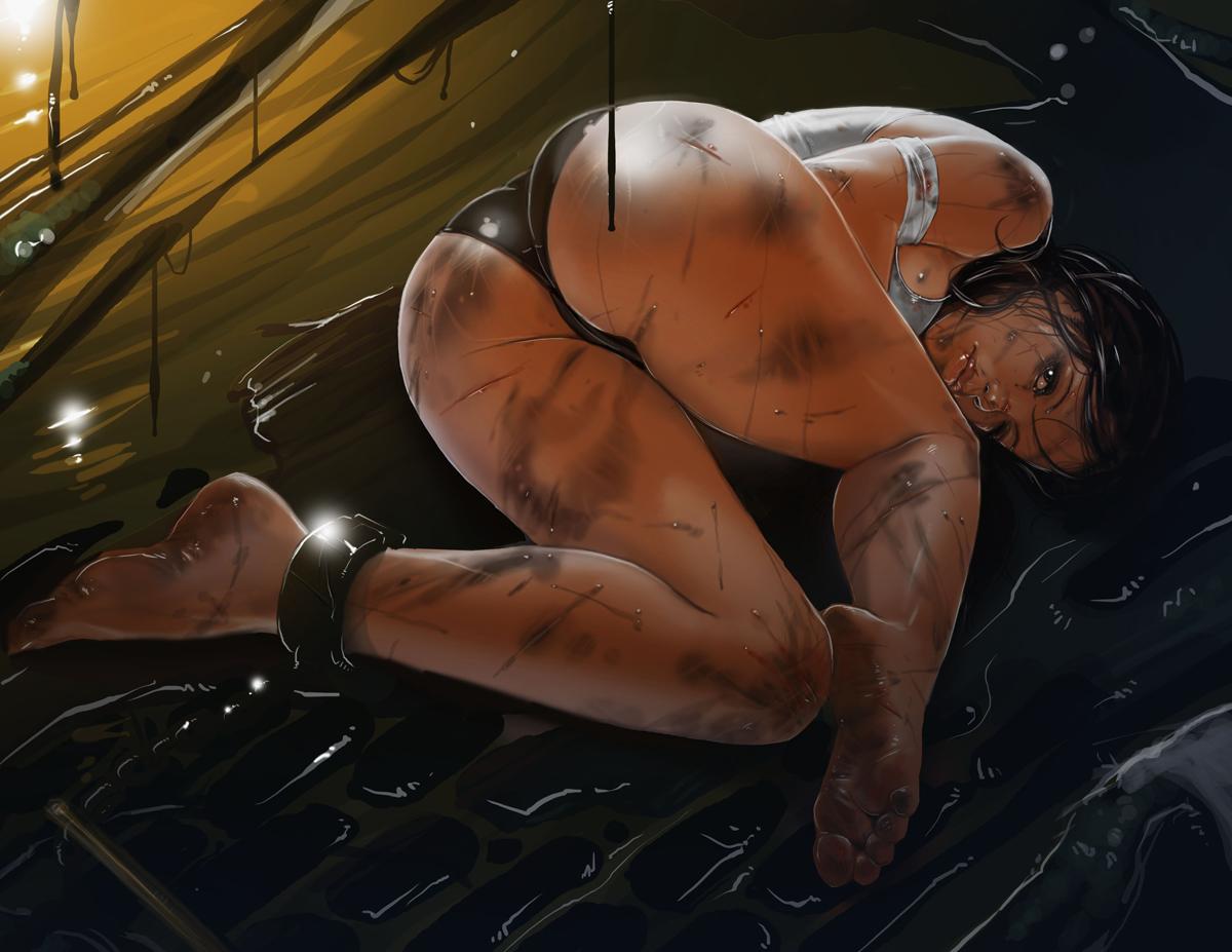 hentai lara croft