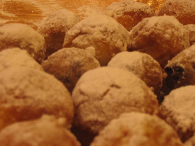 Buñuelos de Viento Thermomix Rellenos de Crema