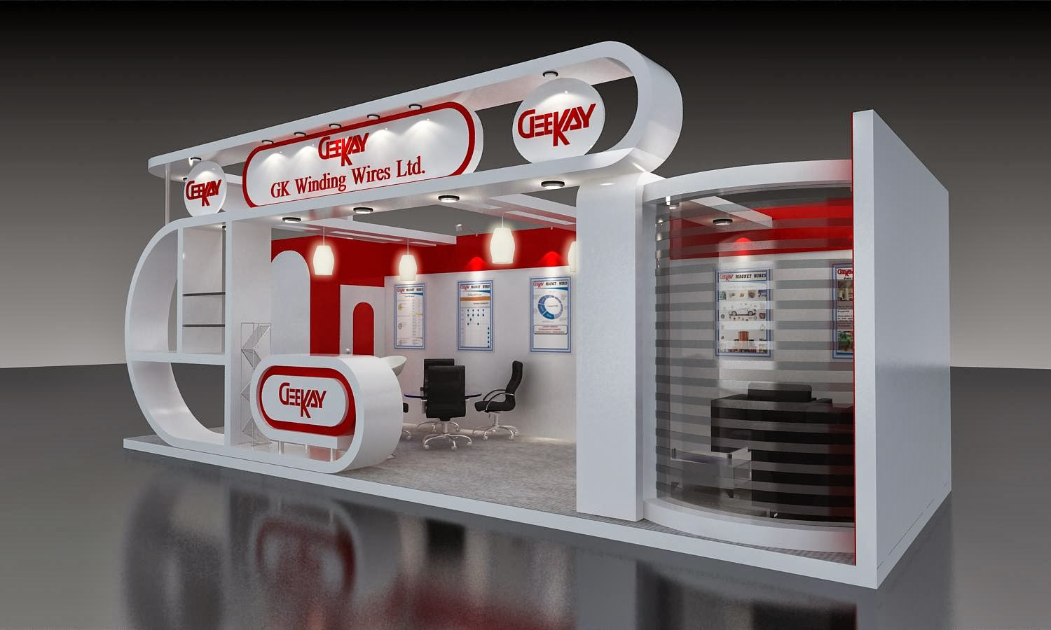 Exhibition Stall Design For Garments : Stall design stall designers and fabricators in delhi booth