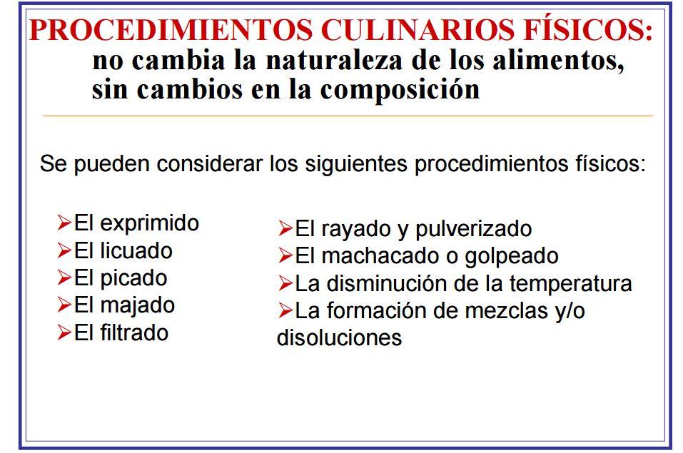 Fen menos f sicos y qu micos en la cocina compa ciencia for Cambios quimicos en la cocina