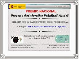 PREMIO NACIONAL PA