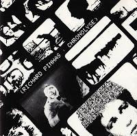 Portada del álbum de Richard Pinhas Chronolyse obra de Patrick Jelin