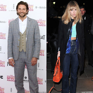 Bradley Cooper and Suki Waterhouse
