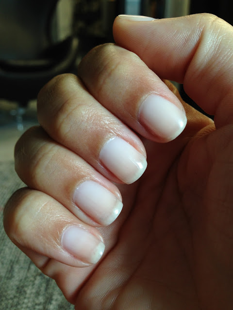 Sephora by OPI gelshine na cor Bare to be Different,