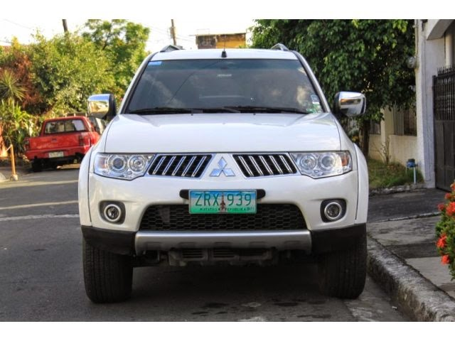 Mitsubishi Sports Montero Cars For 2014.html | Autos Weblog