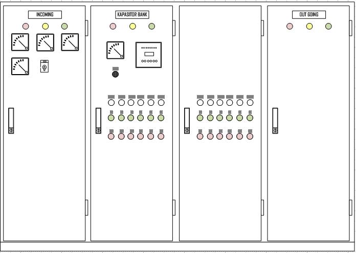 Dan Mendistribusikan Power Tersebut Lebih Lanjut Ke Panel Low Voltage Sub Distribution Lvsdp Menggunakan Air Circuit Breaker Atau Moulded Case: Wiring Diagram Panel Kapasitor At Anocheocurrio.co