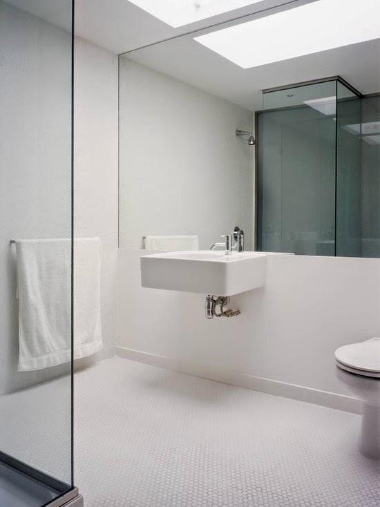 tips kamar mandi minimalis yang memiliki ukuran ruangan