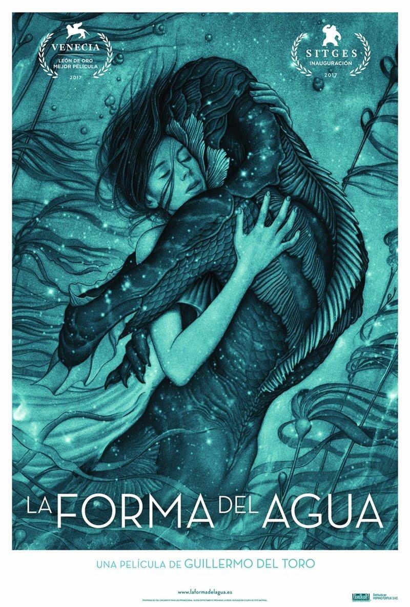 La Forma Del Agua (26-01-2018)