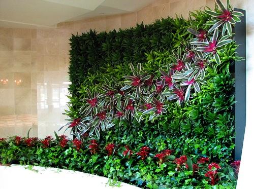 20 ideias incr veis de jardim vertical seu cantinho for Jardin vertical barato