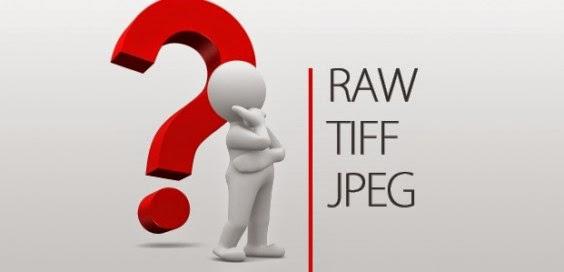 JPEG & RAW & TIFF