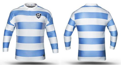 Camiseta homenaje a Los Pumas del ´65