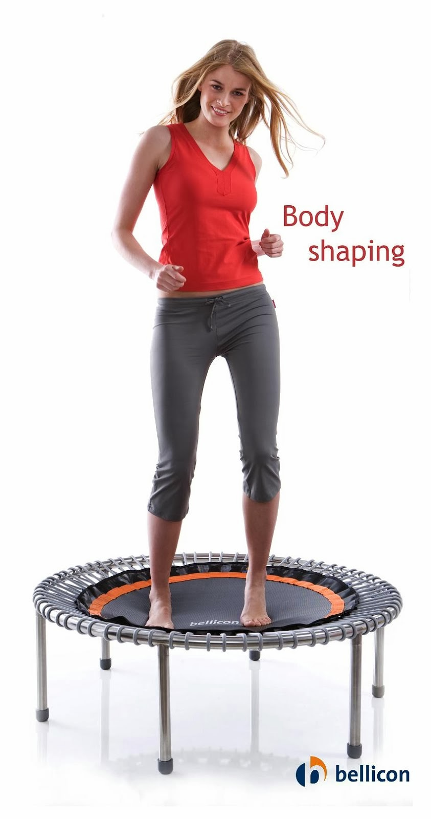 HEALTH BENEFITS OF REBOUNDING FOR HEART HEALTH