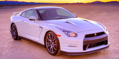The 2014 Nissan Road Warrior, The GT-R Muscle Car