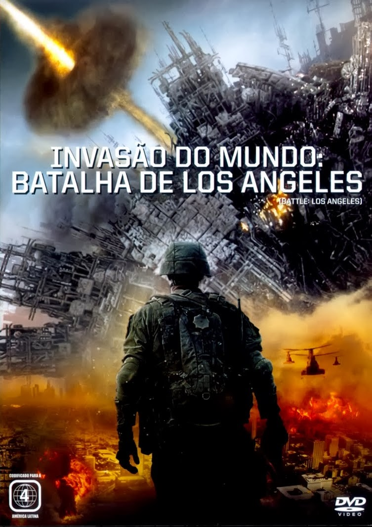 Invasão do Mundo: Batalha de Los Angeles – Dublado (2011)