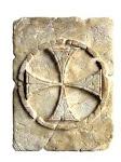 Cruz en piedra tallada