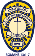 Centurion Law Enforcement Ministry Badge