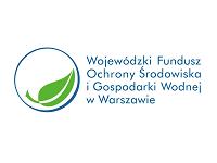 Logo Wojewódzkiego Funduszu Ochrony Środowiska i Gospodarki Wodnej w Warszawie
